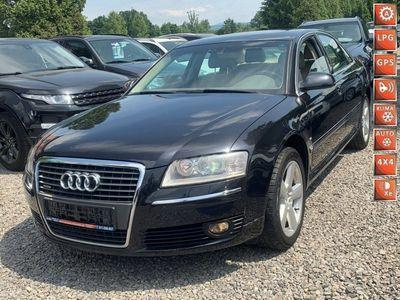 używany Audi A8 4.2dm 335KM 2004r. 220 120km