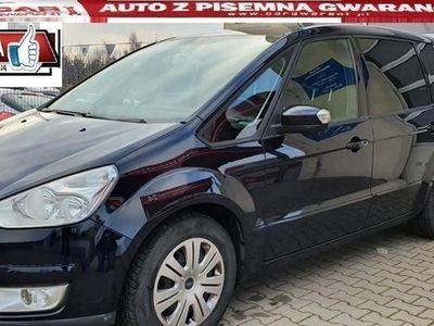 używany Ford Galaxy III 2.0 145 KM 7 miejsc climatronic auto z gwarancją, Płońsk