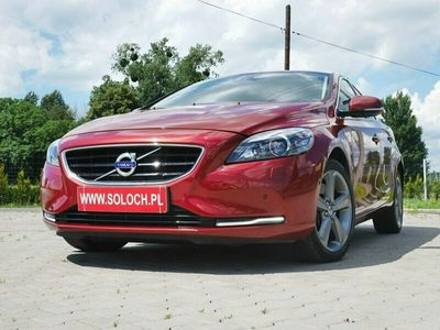 używany Volvo V40 2dm 150KM 2014r. 189 000km