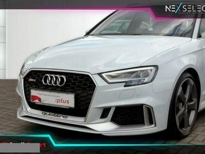 używany Audi RS3 2.5dm 400KM 2017r. 37 747km