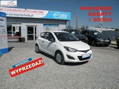 used Hyundai i20 1.2dm3 85KM 2014r. 78 000km Gwar,Sal.PL,F-Vat,PB,EL.Szyby