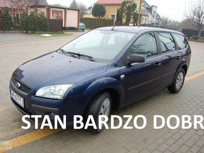 używany Ford Focus 1.6 2004r/Sony Music/Tempomat/8*airbag/Klimatyzacja/Niemcy