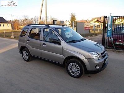 używany Suzuki Ignis 1.5dm3 99KM 2005r. 224 000km Opłacony Zdrowy Zadbany Serwisowany z Klimatyzacją 4x4