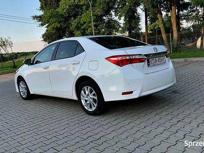 używany Toyota Corolla E16 LIFT 2018r 1.6 132KM