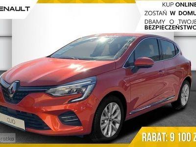 używany Renault Clio V Intens 1.0 TCe 100KM|Kamera 360°|Światła Full LED|Niski przebieg|DEM