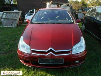 używany Citroën C5 1.6dm 110KM 2007r. 300 000km