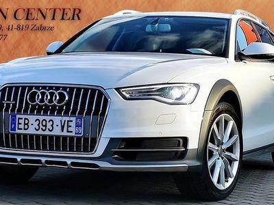 używany Audi A6 Allroad III (C7)TDi 272 Fotele Sport Pamięci Klimax4 kamera Hak
