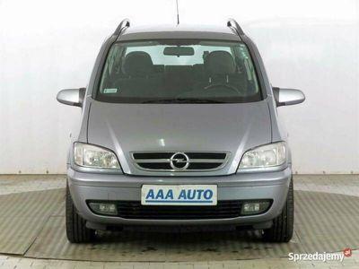 używany Opel Zafira A 7 miejsc, Klimatronic,ALU, El. szyby,