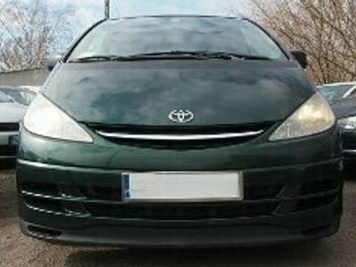 używany Toyota Previa II