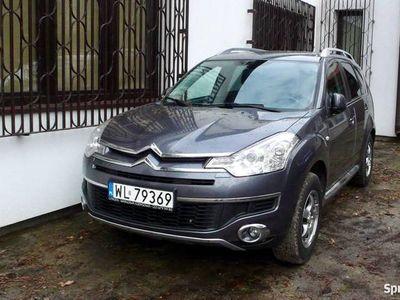 używany Citroën C-Crosser
