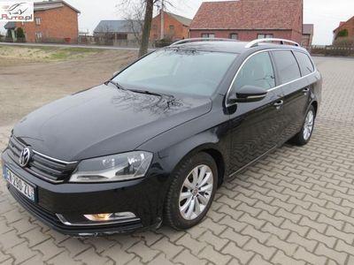 brugt VW Passat 1.6dm3 105KM 2012r. 181 000km 1.6 TDi 105 KM Gwarancja