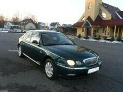 używany Rover 75 *2,0 L- V6 - 150 KM* Sedan * 183 tys.km.*