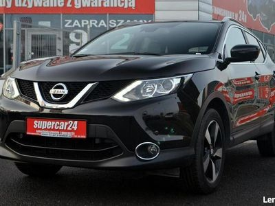używany Nissan Qashqai / Alu / LED / FV 23% / Salon PL / Gwarancja!
