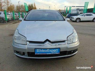 używany Citroën C5 2dm 140KM 2005r. 212 000km
