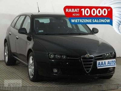 używany Alfa Romeo 159 I 1. Właściciel, Serwis ASO, 206 KM, 4X4, Klimatronic,