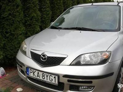 używany Mazda 2 2004 rok