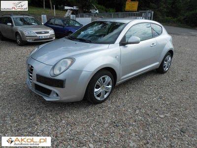 used Alfa Romeo MiTo 1.4dm 95KM 2009r. 169 000km