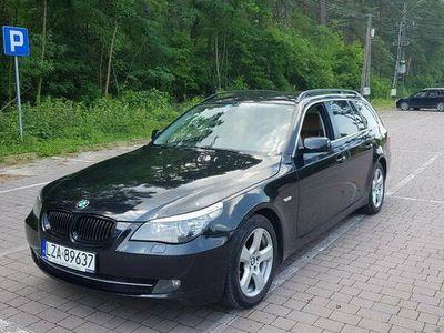 używany BMW 525 d xdrive polift