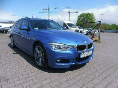 używany BMW 320 2dm 190KM 2019r. 39 875km