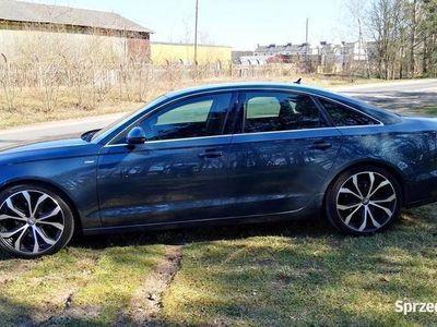 używany Audi A6 C7 3.0 TDI SEDAN przebieg tylko 111tys.km