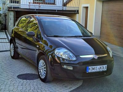 używany Fiat Punto Evo 1.4dm 77KM 2010r. 111 000km