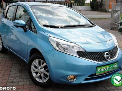 używany Nissan Note 1.2dm 80KM 2014r. 158 453km