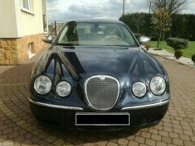 używany Jaguar S-Type I 2.7D FULL
