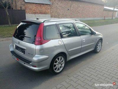 używany Peugeot 206 sw kombi 1.6 16v z niemiec