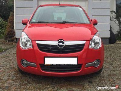 używany Opel Agila B/Suzuki Splash 1.2 86KM