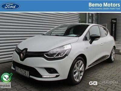 używany Renault Clio V 0.9 TCe 75KM Limited R-Link Navi Czujniki Bluetooth Gwarancja FV23%