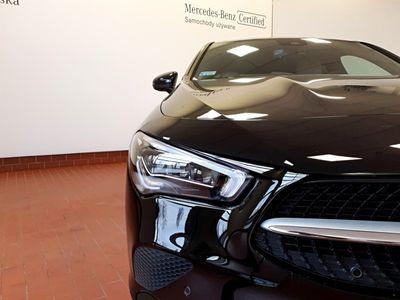 używany Mercedes CLA200 Coupé