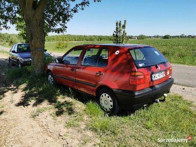 używany VW Golf III 1,9D OC i PT do końca roku Sprawny