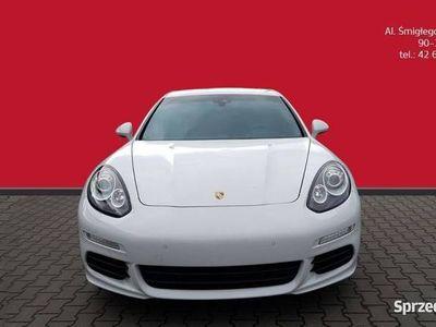 używany Porsche Panamera 3dm 420KM 2014r. 97 650km
