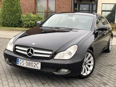 używany Mercedes CLS320 3dm 224KM 2008r. 333 450km