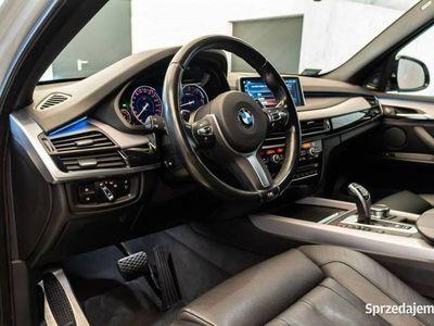 używany BMW X5 F15 3.0 313KM