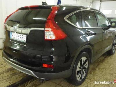 używany Honda CR-V 1.6 I-DTEC 160KM AT EXECUTIVE 4WD Salon Pl FV23%