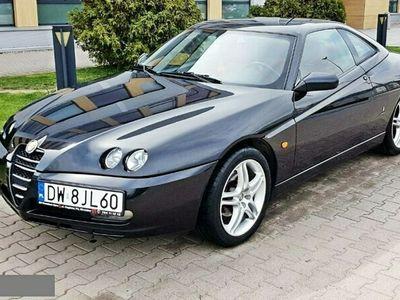 używany Alfa Romeo GTV 2dm 165KM 2004r. 171 000km