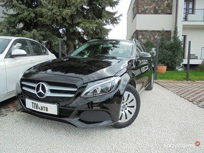 używany Mercedes C200 C 200184KM 9G Tronic Gwarancja Salon BEZWYPADKOWY Serwis F vat 23% W205 (2014-)