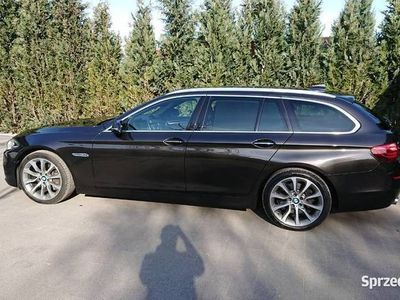 używany BMW 535 D Xdrive F11 lift luxury 313KM