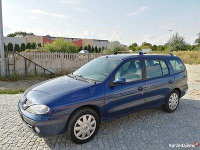 używany Renault Mégane 1.6 16V rok prod. 2002 kombi