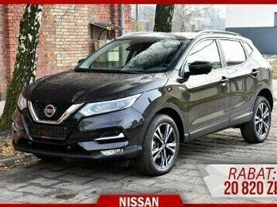 "używany Nissan Qashqai II N-Connecta N-Connecta 1.3 DIG-T 140KM EVAPO Kamera 360 Felgi 18"" Tem"