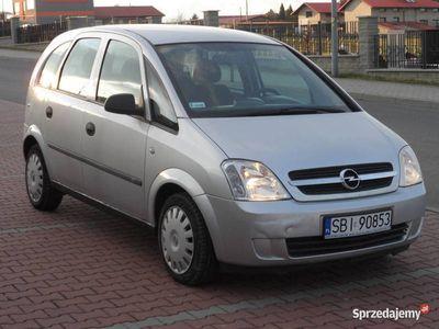używany Opel Meriva A *1.7 DT Essentia * Klimatyzacja *