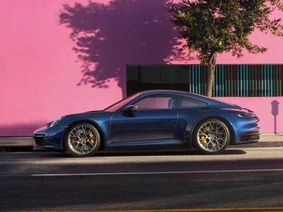 używany Porsche 911
