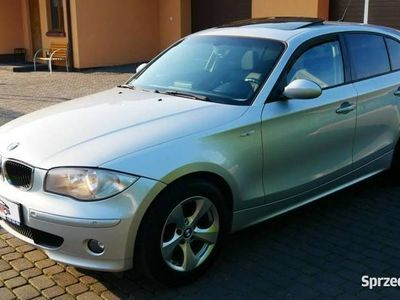 używany BMW 120 2dm 163KM 2005r. 269 142km