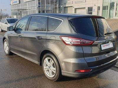 używany Ford S-MAX rabat: 3% (3 000 zł) 2,0 TDCI 150 KM VAN TITANIUM, Kraków