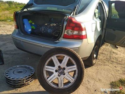używany Volvo S40 2.0HDI 136KM bez filtra czastek - bezwypadkowy-Wwa