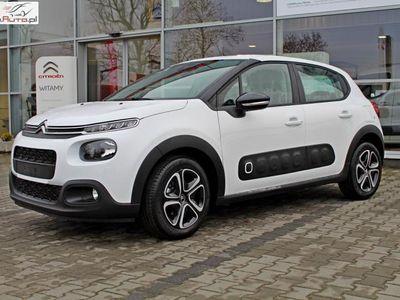 """used Citroën C3 1.2dm3 82KM 2018r. 5km 1,2 82KM Feel - koła 16"""", Airbump, pak. widoczność, klima auto !!!"""