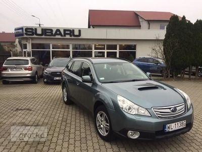 używany Subaru Outback 2.0 Diesel, salon Polska, krajowy, I właściciel