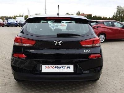 używany Hyundai i30 1.4dm 100KM 2017r. 13 723km