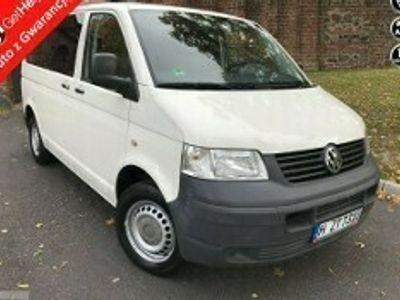 używany VW Transporter Transporter T5 VW9 Osobowy 1,9 TDI Klima Faktura VAT !!!